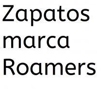 Zapatos ortopedicos marca Roamers